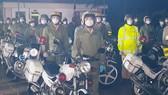 Hơn 900 cán bộ, chiến sĩ sẵn sàng chống dịch tại TP Thủ Đức