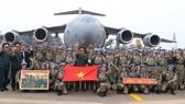 Bệnh viện dã chiến cấp 2.1 xuất quân lên đường tới Nam Sudan