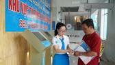 Bệnh nhân đăng ký khám chữa bệnh qua hệ thống kiost