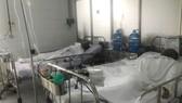 Các bệnh nhân bị bỏng hô hấp, sốc bỏng nghiêm trọng, đang trong tình trạng nguy kịch