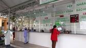 Bệnh nhân đăng ký khám chữa bệnh BJYT tại Bệnh viện Quận 2