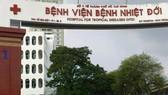Bệnh viện Bệnh Nhiệt đới đang điều trị cho bệnh nhân
