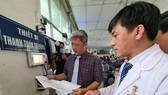Thứ trưởng Bộ Y tế Nguyễn Trường Sơn đăng ký khám chữa bệnh tại Bệnh viện Chợ Rẫy