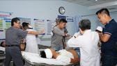 Kích hoạt hệ thống Code Grey can thiệp kịp thời vụ ẩu đả tại bệnh viện