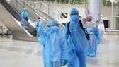 """300 người """"mắc kẹt"""" ở Đà Nẵng đã trở về TPHCM"""