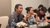 TS-BS Nguyễn Văn Vĩnh Châu phát biểu tại hội thảo