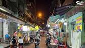 Tạm ngưng các hoạt động kinh doanh ẩm thực tại tuyến hẻm 73B Hồ Thị Kỷ