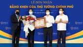 Đưa vaccine về Việt Nam, VNVC được Thủ tướng Chính phủ tặng Bằng khen