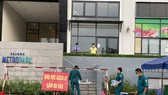 TP Thủ Đức: Phong tỏa một chung cư do có liên quan ca mắc Covid-19