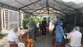 Một điểm phong tỏa tại huyện Bình Chánh
