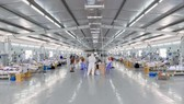 Bên trong Trung tâm Hồi sức Covid-19 đặt tại Bệnh viện dã chiến thu dung và điều trị Covid-19 số 13