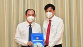 PGS-TS Tăng Chí Thượng được bổ nhiệm làm Giám đốc Sở Y tế TPHCM