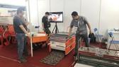 Khai mạc hội chợ quốc tế về nông nghiệp