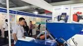 Hơn 500 nhà cung cấp tham dự triển lãm ngành cao su, nhựa