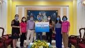 Nhiều doanh nghiệp TPHCM tham gia hỗ trợ phòng chống dịch Covid-19