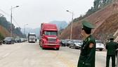 Trung Quốc tăng cường kiểm soát hàng hóa và nhập cảnh từ Việt Nam