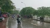 TPHCM xuất hiện mưa, nhiệt độ về đêm sẽ mát