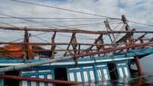 Tàu cá cùng 31 ngư dân bị chìm ở Trường Sa