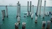 Khởi công công trình khai quật tàu cổ Dung Quất tại Quảng Ngãi