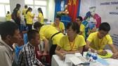 Khám, tư vấn miễn phí cho trẻ em bị sứt môi, hở hàm ếch tại Quảng Ngãi