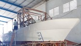 Đóng tàu tuần tra và lắp đặt phao phân vùng khu bảo tồn biển Lý Sơn