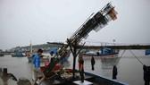 Quảng Ngãi: Còn 654 tàu cá đang hoạt động trên các vùng biển