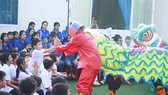 Tết Trung thu ở Trung tâm Nuôi dạy trẻ khuyết tật Võ Hồng Sơn