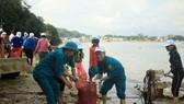 """Quảng Ngãi: Phát động """"Tử tế với sông Trà Bồng"""""""