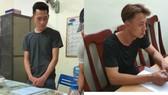 Quảng Ngãi: Bắt hai thanh niên trong vụ cướp ngân hàng ở Quảng Nam