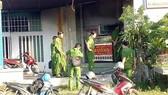 Quảng Ngãi: Mang xăng đến đốt tiệm vàng anh trai