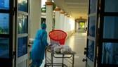 Cận cảnh Bệnh viện dã chiến ở Quảng Ngãi
