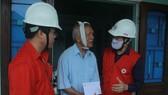 Trung ương Hội Chữ thập đỏ Việt Nam cứu trợ khẩn cấp cho các hộ dân tỉnh Quảng Ngãi