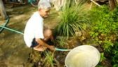 Nước giếng hôi thối, người dân không dám dùng tắm rửa, nấu nướng