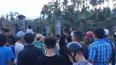 Quảng Ngãi: Nghi án nguyên Trưởng Công an huyện Tư Nghĩa bị em trai chém tử vong