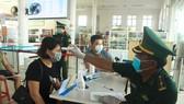 Siết chặt phòng, chống Covid-19 ra vào cảng Sa Kỳ-Lý Sơn
