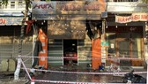 Quảng Ngãi: Hỏa hoạn cửa hàng kinh doanh, một gia đình thiệt mạng