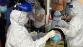 Quảng Ngãi ghi nhận 2 người nghi mắc Covid-19 qua test nhanh tại chốt kiểm tra y tế