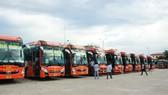 10 xe ô tô khách xuất phát từ Quảng Ngãi vào TPHCM đón người dân về quê