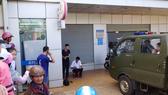 Bắt giữ nam thanh niên đục phá trụ ATM để cướp tiền