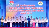 Tuyên dương 45 cán bộ, công chức, viên chức trẻ giỏi toàn quốc 2017