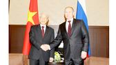 Việt - Nga, mối quan hệ đối tác chiến lược toàn diện