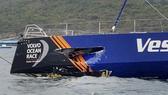 Thuyền buồm đua vòng quanh thế giới đụng tàu đánh cá ở Hồng Kông