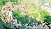 """Công trình trái phép tại di sản Tràng An: Lo ngại bị UNESCO """"tuýt còi"""""""