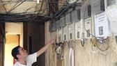 Tổng rà soát lưới điện ở chung cư, chợ