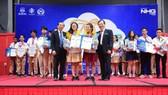 Sôi nổi vòng chung kết Hội thi Nhà khoa học Trẻ NHG 2018