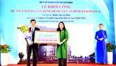 Tài trợ không hoàn lại hơn 451 tỷ đồng nâng cấp Bệnh viện An Bình