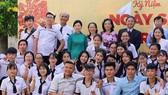 Trường THPT Vĩnh Viễn: Xây dựng môi trường sư phạm tiên tiến, hiện đại