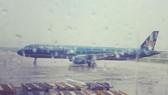 Vietnam Airlines hủy nhiều chuyến bay quốc tế do ảnh hưởng của bão Prapiroon