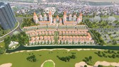 Phối cảnh dự án Sunshinewonder-villas