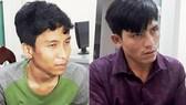 Hai đối tượng Trần Tuấn Anh và Nguyễn Vũ Hoàng Nam. Ảnh: CQĐT